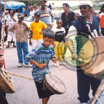 Hosay band,  July 13, 2006